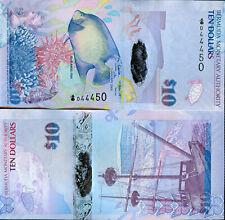 BERMUDA - 10 $ issue 2009 - Onion prefix - UNC