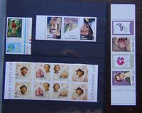 Romania 1973 2005 issues Europa Stamp Day etc MNH
