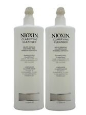 Nioxin Intensive Therapy Clarifying Cleanser 33.8 Oz (PACK OF 2)