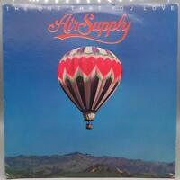 Vintage Air Supply The One That You Love Record Album Vinyl LP
