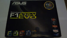 Asus F1A75-Vevo Carte mère avec I/O shield-Costumes Le Llano APU A8-3870K