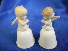 Lefton's The Christopher Collection Mini Angel Bells