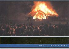 Game Of Thrones Season 6 Gold Base Card #12 Book of the Stranger