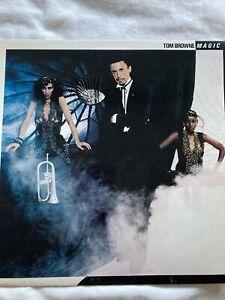 Tom Browne Magic LP