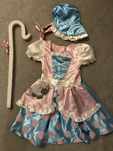 little bo peep costume Age 3-5