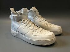 Nike SF AF1 Mid Air Force 1 AM ARS Pietra Avorio 917753 100