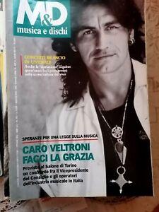 MUSICA E DISCHI 591 1996 LIGABUE FABRIZIO DE ANDRE' 99 POSSE POOH etc.