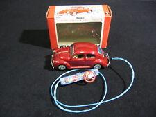 Mint 1960-70's Bandai Volkswagen Beetle Sedan Battery Operated Toy in Box Unused