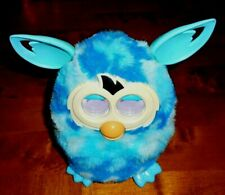 FURBY BOOM 2012 BLUE INTERACTIVE ELECTRONIC TOY IN VGC + FREE UK POST