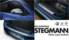 Original VW Golf VII Satz Spiegelkappen, Ladekantenschutz und Einstiegsleisten