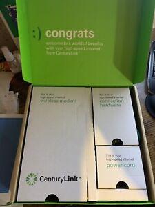 CenturyLink C1100Z Wireless WiFi Modem DSL ADSL ADSL2 - Comes With Everything!