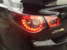 Taillight slightly smoked tint film/overlay sticker 2000mmx300mm holden VF,Benz