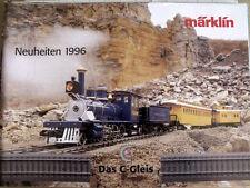 Catalogo MARKLIN in scala H0 novità 1996 - DEU -  [TR.4]