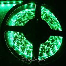 5X 5m 500cm Green LED SMD 3528 Flexible 300 LEDs Strip
