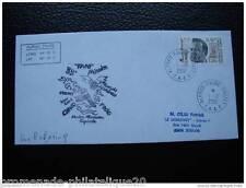 TAAF carta 1/12/2001 - sello Yvert y Tellier nº280 (D) (cy2)