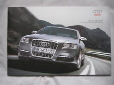 2007 Audi A6 & S6 Price and specification guide