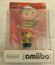Nintendo Amiibo Ness Figure No.34 - Super Smash Bros. - BRAND NEW