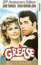 Grease (VHS/SUR, 1998) Video Tape