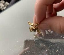 Genuine Harry Potter Golden Pandora Snitch Pendant