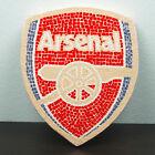 Arsenal Football Club England Soccer Decorative Wall Mosaic Handmade Gift