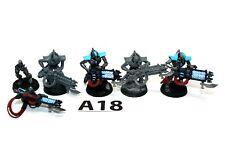 Warhammer Necrons Immortals With Gauss Blasters - A18