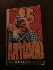 San Antonio, Morpion Circus édition originale 1983