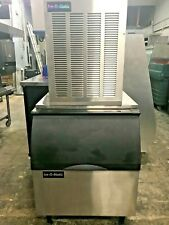 Ice O Matic Nugget Sonic Ice Maker And Bin