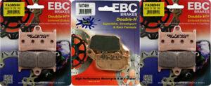 EBC HH front & rear brake pads set - Yamaha YZF-R6 2005-2016 _FA380HH FA174HH