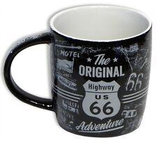 Kaffeebecher Route US 66 Adventure Coffee Cup 0,3 l Keramik Kaffee Tasse 15