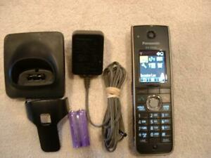 10 AVAILABLE KX-TPA60 add a SIP DECT handset for KX-TGP600 90 warranty