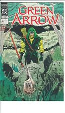 DC Comics,  Green Arrow   # 46  May 91. Near Mint to Mint Condition