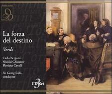 Verdi: La forza del destino 2002 by Giuseppe Verdi; Georg Solti; David Kelly; Fo