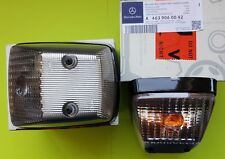 Genuine Mercedes-Benz G-Class W463 Front Indicator Light Turn Signal A4639060042