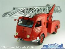 RENAULT GALION T25 FIRE ENGINE MODEL TRUCK 1:43 SCALE IXO D'AUXERRE FRANCE K8