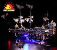 LED Light Kit for LEGO Pirates of The Caribbean 71042(Australia TopRated Seller)