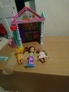 Barbie Chelsea House Bundle