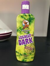 Australian Gold Legally Dark Bronzing Lotion Sunbed Tan Cream 250ml