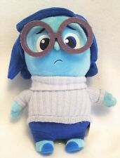 "Disney●Pixar Inside Out Talking Sadness Plush Doll ~ 9"" Tall"