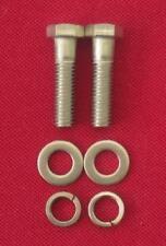 MOPAR 361 - 440 big block, fuel pump stainless steel hex head bolts