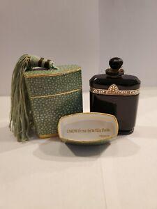Caron Nuit de Noel 1 oz Perfume Baccarat Bottle/Box~New/ Sealed w/wire~Vintage~