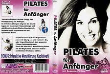 *- DVD - PILATES für ANFÄNGER - Susanne PHILIPP -  72 min