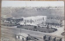 Central Agramonte, Camaguey, Cuba 1915 Realphoto Postcard: Aerial Street View