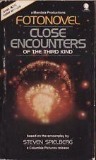 CLOSE ENCOUNTERS OF THE THIRD KIND PHOTONOVEL 1978