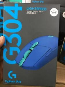 Boxed authentic Logitech G304 wireless gaming mouse office programming