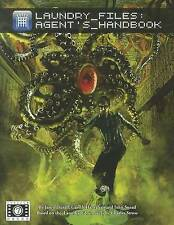 NEW Laundry Files Agents Handbook (Laundy RPG) by Cubicle 7 Entertainment Ltd