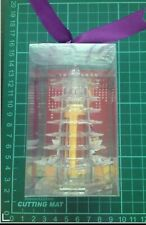 BUDDHISM / BUDDHA 僧伽吒经塔 new mini stupa. Contain one mini scroll of 僧伽吒经