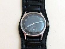 HELIOS DH D30414H WWII Swiss for German Army Wehrmaht men's vintage wristwatch