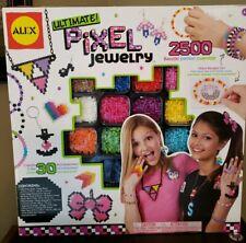 NIB Ultimate Pixel Jewelry Kit 2500 beads