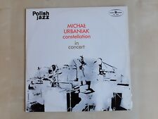 Michal Urbaniak constellation_In Concert_LP_Muza (Polish Edition)