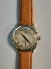 Vintage Men's Omega Automatic 17 Jewels Bumper Movement 344 Swiss Made watch